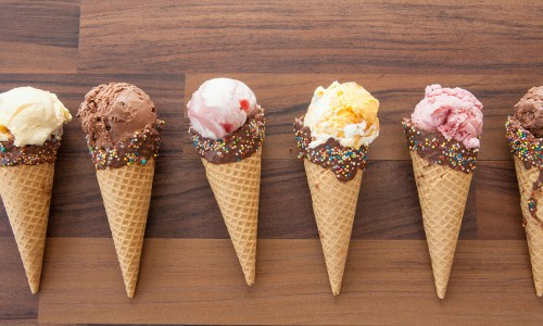 On The Menu Cones By Design